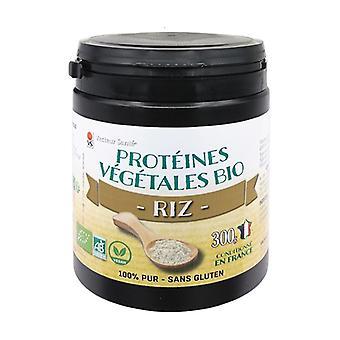 Organic Rice Proteins 300 g of powder