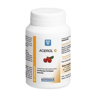 Acerol c 60 tablets