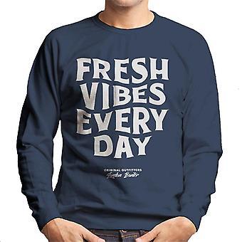 London Banter frische Vibes jeden Tag Männer's Sweatshirt