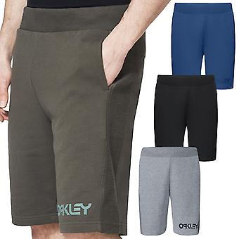 Oakley Mens 2020 Reverse Fleece Cotton Regular Fit Shorts