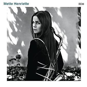 Mette Henriette - Mette Henriette [CD] USA import