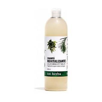 Horsetail-Sage Revitalizing Shampoo 500 ml