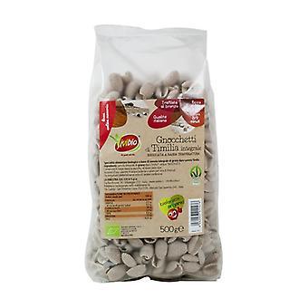 Organic wholegrain timilia dumplings 500 g