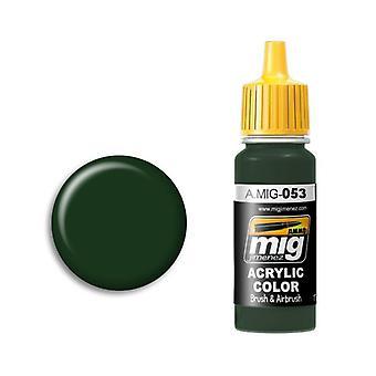 Ammo by Mig Acrylic Paint - A.MIG-0053 Protective MC 1200 (17ml)