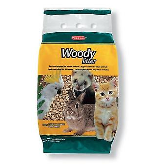 Padovan Woody Litter (Small pets , Bedding)