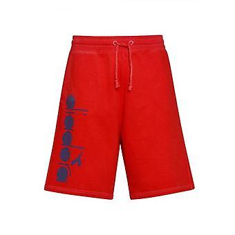 Pantaloni scurți Diadora Red Jersey