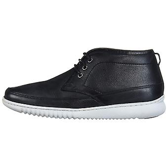 Driver Club USA Men's Shoes Chukka Boot Leather Closed Toe Ankle Fashion Boots