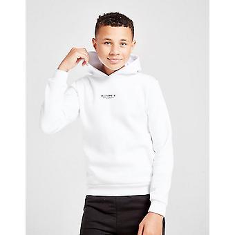 Nouveau McKenzie Kids' Essential Overhead Hoodie White