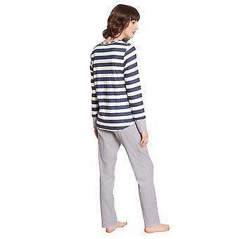 Rösch Smart Casual 1203534-16517 Femmes's Ringlet Dark Blue Pyjama Set