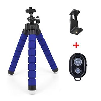Flexible Octopus Tripod Universal Mobile Phon Wireless Selfie Tripod