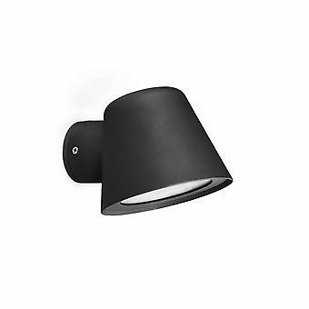 Faro Gina - 1 Lumière extérieure Lumière Lumière Noire IP44, GU10