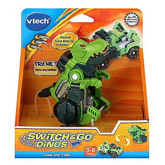 VTech Switch & Go Dinos - Klauen Sie den T-Rex