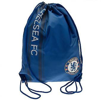 Chelsea FC Unisex Adult Drawstring Bag