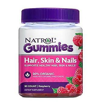 Natrol Gummies Hair, Skin & Nails, 90 Count