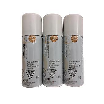 Sebastian Shaper Hold & Control Hair Spray Trio 1.3 OZ Each