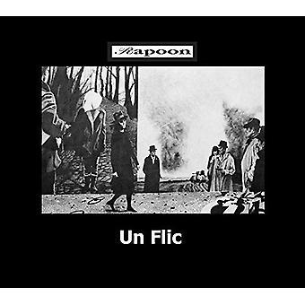 Rapoon - Un Flic [CD] USA import
