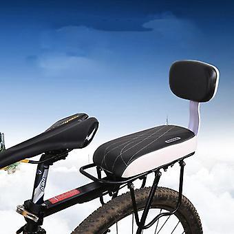 自転車の後部座席,サイクリング自転車Puレザーソフトクッション,リアラック