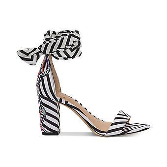 INC International Concepts Womens kanata3 Fabric Peep Toe Casual Ankle Strap ...