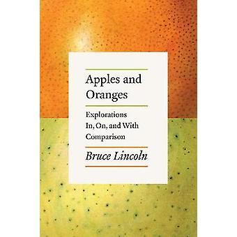 Äpfel und Orangen - Explorationen in und mit Vergleich