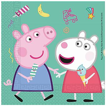 Peppa Pig | Greta Gris Szalvéta 20-csomag