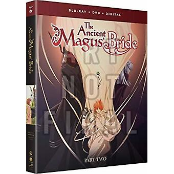 Ancient Magus Bride: Part Two [Blu-ray] USA import