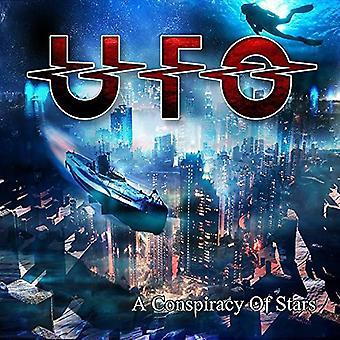 Ufo - Conspiracy of Stars [CD] USA import