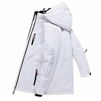 Men Women Snowboard Jacket - Winter Waterproof Women Men Snow Coat
