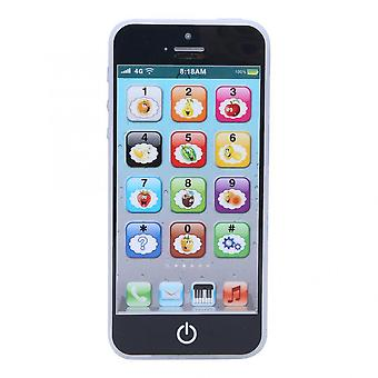 Baby Smart Touch Screen Matkapuhelin Led Early English Learning Machine