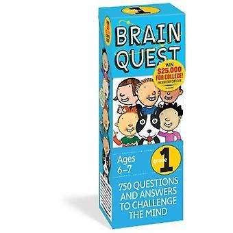 Brain Quest for Grade 1