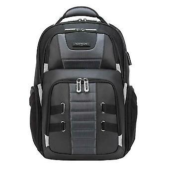 """Targus DrifterTrek 11.6-15.6"""" Laptop Backpack with USB Power Pass-Thru 27 liters"""
