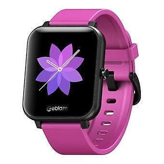 Zeblaze GTS 1,54 ιντσών οθόνη αφής HD wearable γυμναστήριο tracker Smartwatch για τηλεφωνικές κλήσεις
