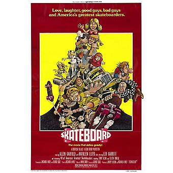 Skateboard Movie Poster (11 x 17)