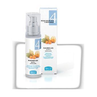 Face Line 4 Soothing Refreshing Gel Mask 50 ml of gel