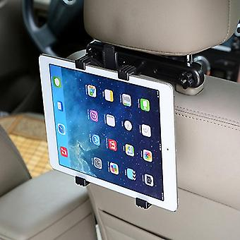 Universal Car Seat Mount Telescopic Tablet Holder Bracket Clamp Rack For Ipad