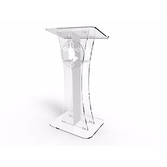 Acrylic Desktop Church Lectern Church Pulpits And Lecterns Decoration Table