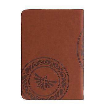 The Legend Of Zelda Triforce A6 Notebook