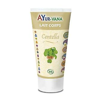 Body milk with ORGANIC Centella 75 ml of cream