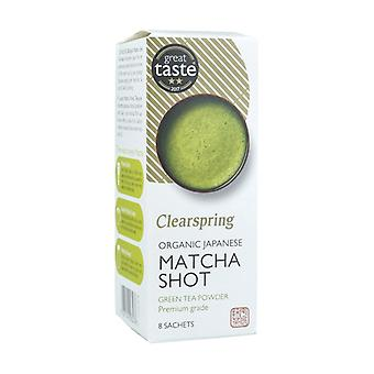 Matcha Shot Tea (Green Tea) 8 units