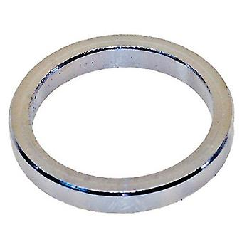 Alloy Spacer do 1 1/8in.5mm Silver (5Pcs Pack)