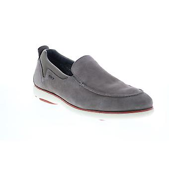 Geox U Nebula  Mens Gray Loafers & Slip Ons Casual Shoes