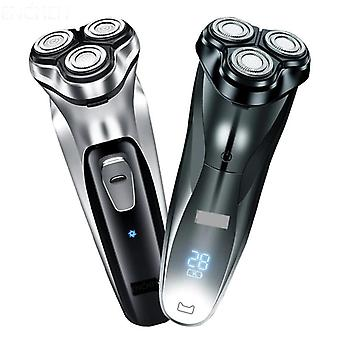 Blackstone Face Shaver Rechargeable 3d Floatings Electric Shaving Machine Beard