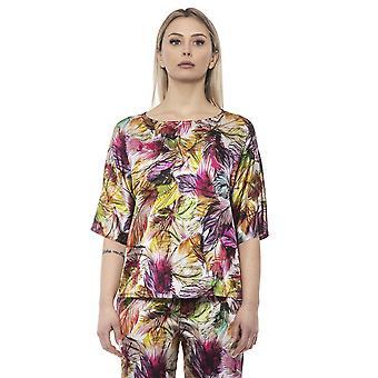 Alpha Studio Women's Multicolored T-shirt