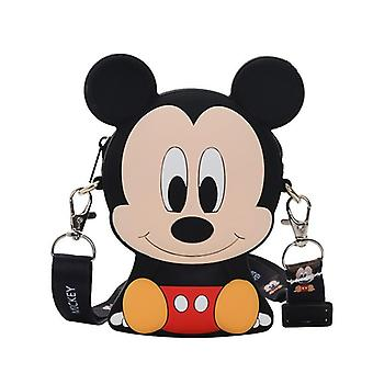 Backpack For, Mickey, Minnie, Mouse Bag, Waterproof Silicone Baby Kindergarten