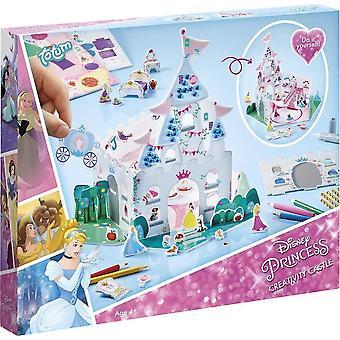 Castelul creativității Prințesei Totum Disney