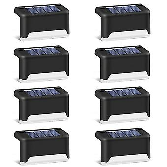 Led Solar Lamp Path Stair Outdoor Wall Light