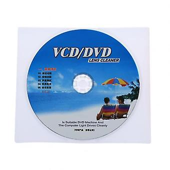 Cd Vcd Dvd Player Lens Cleaner Dust Dirt Removal Cleaning Fluids Disc Restore