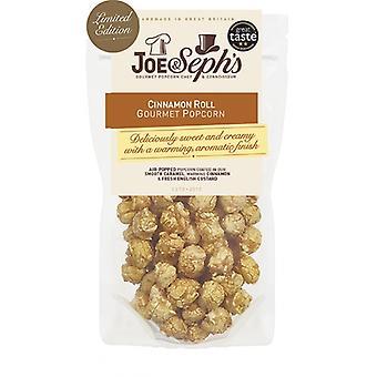Cinnamon Custard Bun Popcorn