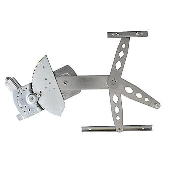 Front Right Driver Side Electric Window Regulator (With Motor)