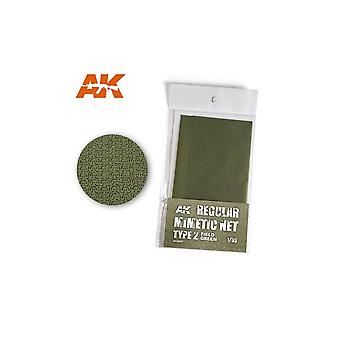 AK Interactive - Camouflage Net Type 2 Field Green AK8067