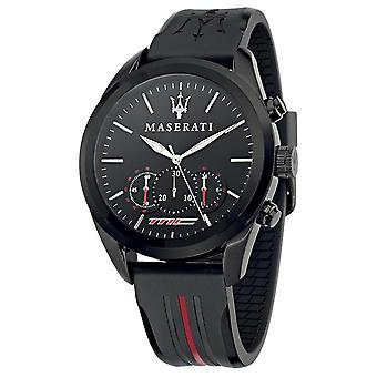 Mens Watch Maserati R8871612004, Quartz, 45mm, 10ATM